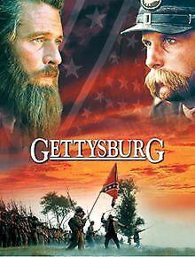 Gettysburg [Deluxe Edition] de Ronald F. Maxwell | DVD | état bon