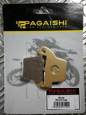 Pagaishi rear brake pads for HM moto cre f 250 x 2005