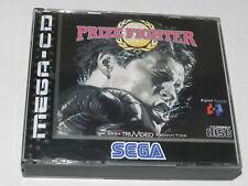 PRIZE FIGHTER  -   Mega-CD    SEGA MEGA-CD Spiel