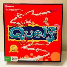 Quelf The Unpredictable Party Game 3 - 8 Players Complete