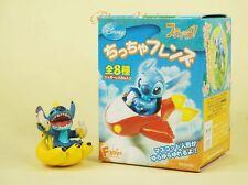 F-Toys Disney LILO And STITCH Enjoy Banana Cake Topper Figure Decoration K1307 C