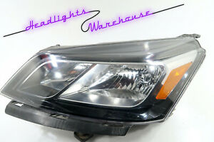GENUINE OEM | 2013 - 2017 Chevy Traverse Halogen Headlight (Left/Driver)