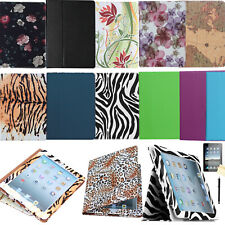 Folio Case Magnetic Smart Cover Stand For iPad 2nd(2011) / 3rd(2012) / 4th(2012)