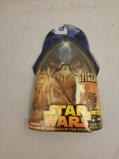 Hasbro Star Wars 2005 Revenge Of The Sith Action Figure Wookie Heavy Gunner #64
