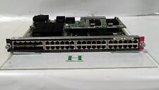 WS-X6748-GE-TX Cisco Catalyst Switching Module - 48 port w/ WS-F6700-CFC V06