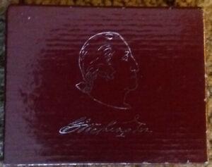 1982S George Washington Half Dollar 90% Silver Proof Commemorative 250th B'Day