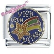 WISH UPON A STAR - Daisy CHARM Fits Nomination Classic Size Italian Charm