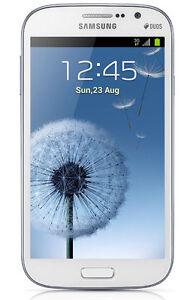 New Samsung Galaxy Grand GT-I9082 - 8GB - White (Unlocked) Smartphone