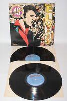 Elvis Presley - Elvis's 40 Greatest - 1978 Double Vinyl LP - RCA PL 42691 - EX