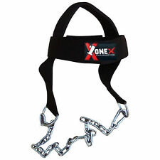 Onex Head Harness Neck Exercise GYM Training Dipping Weight Lifting Trainer Belt