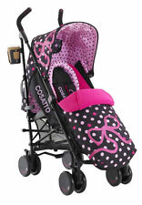Cosatto Supa Bow How Pushchairs Single Seat Stroller