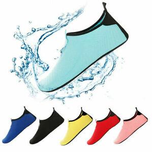 Barfussschuhe Aqua Tauchen Wasserschuhe Socken Schwimmschuhe Strand Badeschuhe