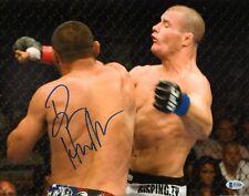 Dan Henderson Signed 11x14 Photo BAS Beckett COA UFC 100 KO 09 Picture Autograph