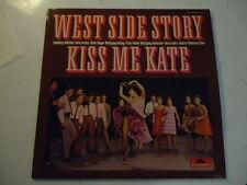 West Side Story - Kiss Me Kate - Vinyl LP