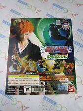 Bleach Real Collection Part 1 Gashapon Toy Machine Paper Card Bandai Japan