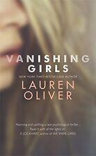Vanishing Girls, Oliver, Lauren, Very Good condition, Book