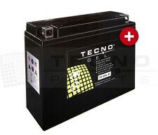 TECNO GEL-Marken-Batterie YB16AL-A erhöhte Startleistung f. DUCATI YAMAHA u.a.