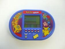 Nintendo Pokemon: Yahtzee Handheld Electronic Game Tested Working