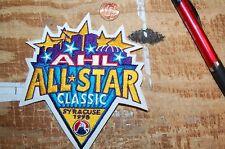"""AHL American Hockey League All Star Classic Syracuse 1998 5 3/8"""" Logo Patch"""