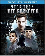 Star Trek Into Darkness Blu-ray Region A