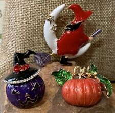 SPOOKTACULAR Set Of Brooches That You Will FALL In Love With Set Of 3