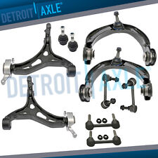 Front Upper Lower Control Arm Kit for 11-15 Dodge Durango Jeep Grand Cherokee