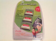 NEW LEAP FROG IQUEST 4.0 Grades 6-8 Math Science Social Studies Cartridges