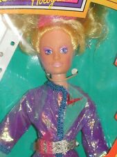 Vintage Jem Video of the Holograms Truly Outrageous Doll NRFB 1986 Hasbro