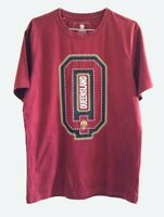 CCC 2009 QLD Rugby League T Shirt Official Licensed Product Maroons Size S