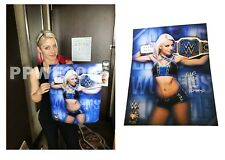Wwe Alexa Bliss Hand Signed Autographed 16X20 Photo With Exact Pic Proof Coa 3