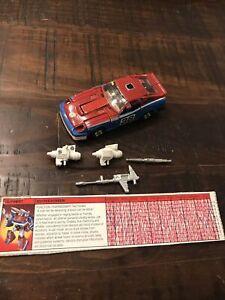 Smokescreen Vintage G1 Transformers