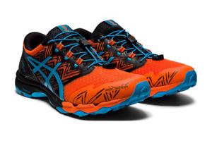 Asics Gel Fujitrabuco SKY Running Shoes Orange Breathable Sneakers 1011A900-800