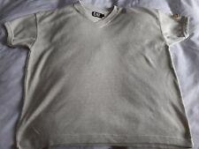 Mens Caterpillar CAT T Shirt Beige XL