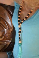 véritables perle de TAHITI Montée en collier