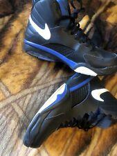 VTG🔥 Nike Air Maestro Flight Varsity Royal Sz 12  472499-040 LE