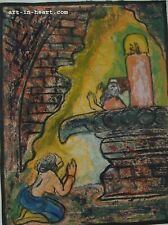 Female Vietnam painter Thuy Thi Nguyen(1961-1996 & Painters ...