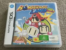 BOMBERMAN LAND TOUCH! GAME NINTENDO DS PAL