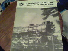 Chesapeake and Ohio Historical Magazine June 1989 Project 1225 Bringing PM Power