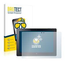 2x Protector Pantalla Mate para Acer One 10 S1002 Película Protectora