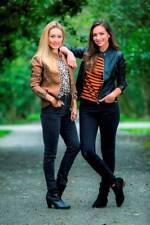 New Women's Esmara  Jacket Size 8-10 36-38 eur Brown