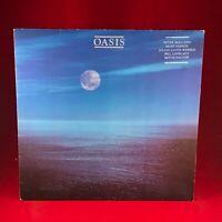 OASIS Oasis 1984 UK vinyl LP EXCELLENT CONDITION Peter Skellern Mary Hopkin same