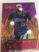 2013-14 demarcus cousins select red hot no.2