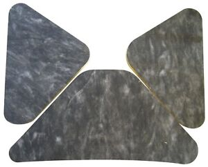 New Hood Insulation Set 1963 1964 Ford Galaxie