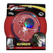 Wham-O Ultimate Frisbee 175g Red Sports Disc Golf -12