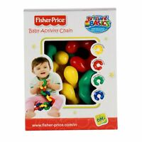 Fisher-Price Baby Activity Preschool Infant Chain (Multi Color)