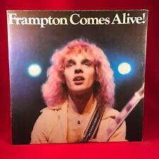 PETER FRAMPTON Frampton Comes Alive! 1976  UK vinyl LP EXCELLENT CONDITION