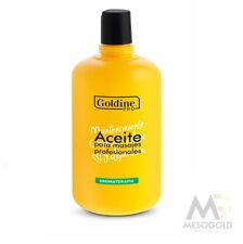 Goldine Professional Massage Oil, Melon Essence/ Melon Aromaterapia