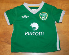 Umbro Ireland home shirt (For age 6-12 mnth)