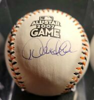 Derek Jeter Signed 2007 All Star Game Baseball With Steiner COA AUTOGRAPH HOF!