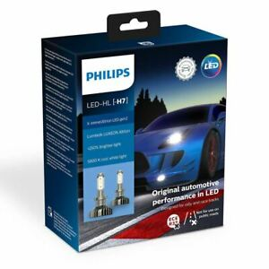 Philips x-tremeultinon gen2 h7 led 25w 12v 11972xuwx2 bulb set